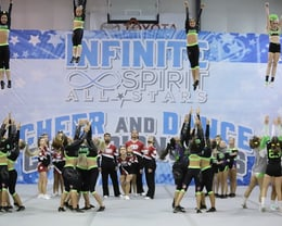 Highest Toss Competition - Adrenalin Dreamers are front 3 groups ;)